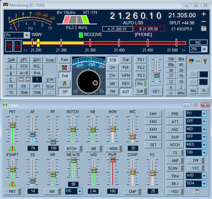 Ham Radio Software & Rig Interfaces - Features