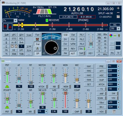 Ham Radio Software & Rig Interfaces